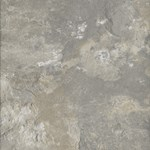 Signature Altiva Mesa Stone:  Light Gray Luxury Vinyl Tile D4113