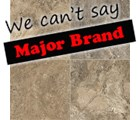 Signature Altiva Reserve Classico Travertine: Sandstone Blue Luxury Vinyl Tile D4311