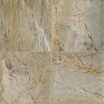 "Mannington Palisades: Weathered Ridge 18"" x 18"" Porcelain Tile PL1T18"