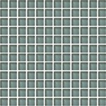 "Daltile Color Wave Glass Mosaic 1"" x 1"" : Oak Moss CW1611MS1P"