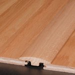 "Bruce Hardwood Flooring by Armstrong American Originals Maple Plank:  T-Mold Ponderosa - 78"" Long"