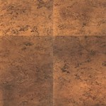 Wicanders Series 100 Tile Collection Cork Flooring: Slate Moccaccino C81C001