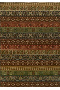 Shaw Living Antiquities Antique Bidjar (Multi) Rectangle 12'0