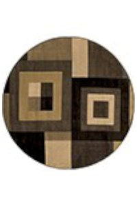 Shaw Living Impressions Dunes (Brown) Rectangle 7'8