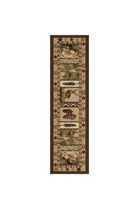 Shaw Living Inspired Design Isabella (Beige) Rectangle 2'2