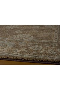 Shaw Living Antiquities Mille Fleur (Beige) Rectangle 9'6