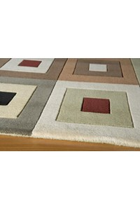 Shaw Living Renaissance Sienna (Light Green) Runner 2'6