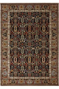 Shaw Living Antiquities Tabriz Trellis (Claret) Rectangle 7'9