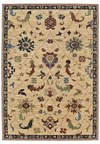Shaw Living Angela Adams Tidal Pool (Beige) Rectangle 2'6