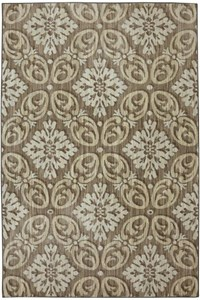 Shaw Living Antiquities Vienna (Gold) Rectangle 7'9
