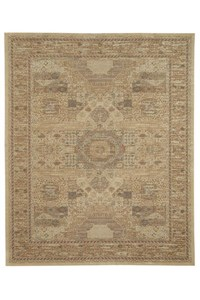 Shaw Living Antiquities Wilmington (Mocha) Rectangle 7'9