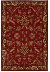 Nourison Collection Library Alexandria (AL04-GLD) Rectangle 5'6