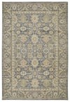 Nourison Collection Library Ashton House (AS07-BLK) Runner 2'0