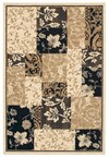 Nourison Collection Library Ashton House (AS24-BLK) Rectangle 9'6