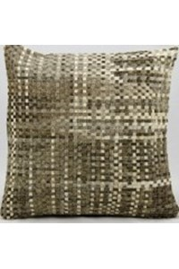 Nourison Calvin Klein Home Woven Textures (WT01-BRN) Rectangle 3'6