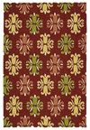 Nourison Collection Library Horizon Twines (AL98-NAT) Rectangle 3'6