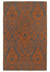 Nourison Collection Library Jaipur (JA13-RUS) Rectangle 5'6