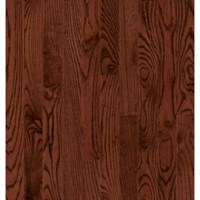 "Bruce Hardwood Flooring by Armstrong Manchester Plank:  Cherry 3/4"" x 3 1/4"" Solid Red Oak Hardwood C1218 <br> <font color=#e4382e> Clearance Sale! <br>Lowest Price! </font>"