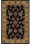 Nourison Signature Collection Nourison 2000 (2239-BLK) Rectangle 9'9