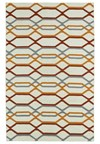 Nourison Collection Library Parthia (PT01-KHA) Rectangle 3'6