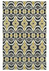 Nourison Collection Library Saffira (SA03-GLD) Rectangle 2'0