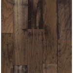 "Bruce American Vintage Rustic Walnut: Chickory 3/8"" x 5"" Engineered Walnut Hardwood E5576"