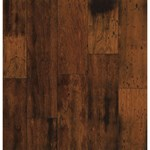 "Bruce American Vintage Rustic Cherry: Copper Kettle 3/8"" x 5"" Engineered Cherry Hardwood E5614"