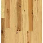 "Bruce American Treasures Hickory: Country Natural 3/4"" x 3"" Solid Hickory Hardwood C3710"
