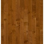 "Bruce Kennedale Prestige Plank Maple: Sumatra 3/4"" x 3"" Solid Maple Hardwood CM1735Y"