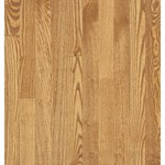 "Bruce Dundee Strip Oak: Seashell 3/4"" x 2 1/4"" Solid Oak Hardwood CB230"