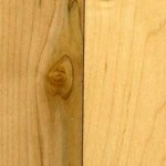 "Bruce Waltham Strip Maple: Country Natural 3/4"" x 2 1/4"" Solid Maple Hardwood C8410"