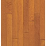 "Bruce Turlington American Exotics Maple: Cinnamon 3/8"" x 3"" Engineered Maple Hardwood E4333Z"