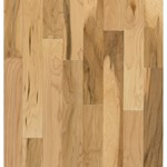 "Armstrong Sugar Creek Solid Plank Maple: Country Natural 3/4"" x 3 1/4"" Solid Maple Hardwood SCM131CULGY"