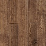 "Robbins Gatsby Collection Oak: Antique Brown 3/4"" x 5"" Solid Oak Hardwood 755ABZ"
