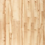 Quick-Step Home Sound Collection: Blonde Maple 2-Strip 7mm Laminate with Attached Pad SFS031