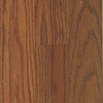 Quick-Step Home Sound Collection: Spice Oak 3-Strip 7mm Laminate with Attached Pad SFS024