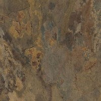 "Armstrong Natural Creations EarthCuts: Haven Stone Rust Brown 12"" x 12"" Luxury Vinyl Tile TP510"
