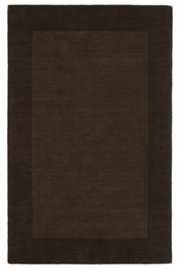 Shaw Living Tommy Bahama Home Collection (3V495) Havana Bay Dark Brown (46710) Rectangle 1'1