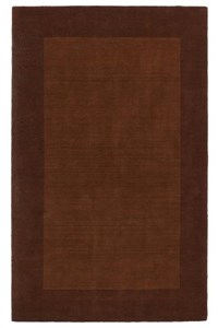 Shaw Living Tommy Bahama Home Collection (3V497) Havana Bay Dark Brown (46710) Rectangle 3'6