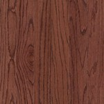"Columbia Augusta Oak: Henna Oak 3/8"" x 3"" Engineered Hardwood AGO313F"