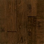 "Armstrong Artesian Hand-Tooled: Peanut 1/2"" x 4"", 5"" & 6"" Random Width Engineered Birch Hardwood EMW6310"