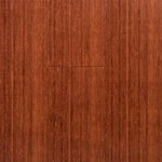 "USFloors Natural Bamboo Glueless Locking Collection: Butterscotch 5/8"" x 5 1/4"" Engineered Bamboo 609L4"