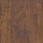 "Shaw Pebble Hill: Burnt Barnboard Hickory 3/8"" x 3 1/4"" Engineered Hardwood SW354 304"