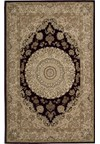 Capel Rugs Creative Concepts Cane Wicker - Canvas Paprika (517) Octagon 6' x 6' Area Rug