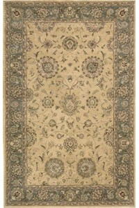 Capel Rugs Creative Concepts Cane Wicker - Kalani Samba (224) Octagon 8' x 8' Area Rug