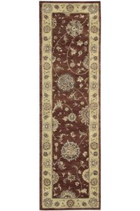 Capel Rugs Creative Concepts Cane Wicker - Canvas Fern (274) Octagon 8' x 8' Area Rug