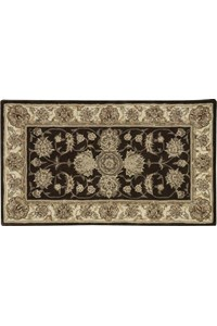 Capel Rugs Creative Concepts Cane Wicker - Canvas Navy (497) Octagon 8' x 8' Area Rug
