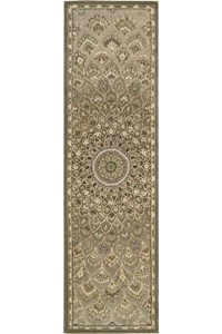 Capel Rugs Creative Concepts Cane Wicker - Kalani Coconut (615) Octagon 8' x 8' Area Rug