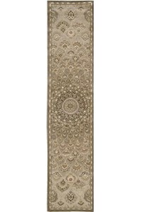 Capel Rugs Creative Concepts Cane Wicker - Bamboo Rattan (706) Octagon 8' x 8' Area Rug