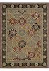 Capel Rugs Creative Concepts Cane Wicker - Canvas Rust (837) Runner 2' 6